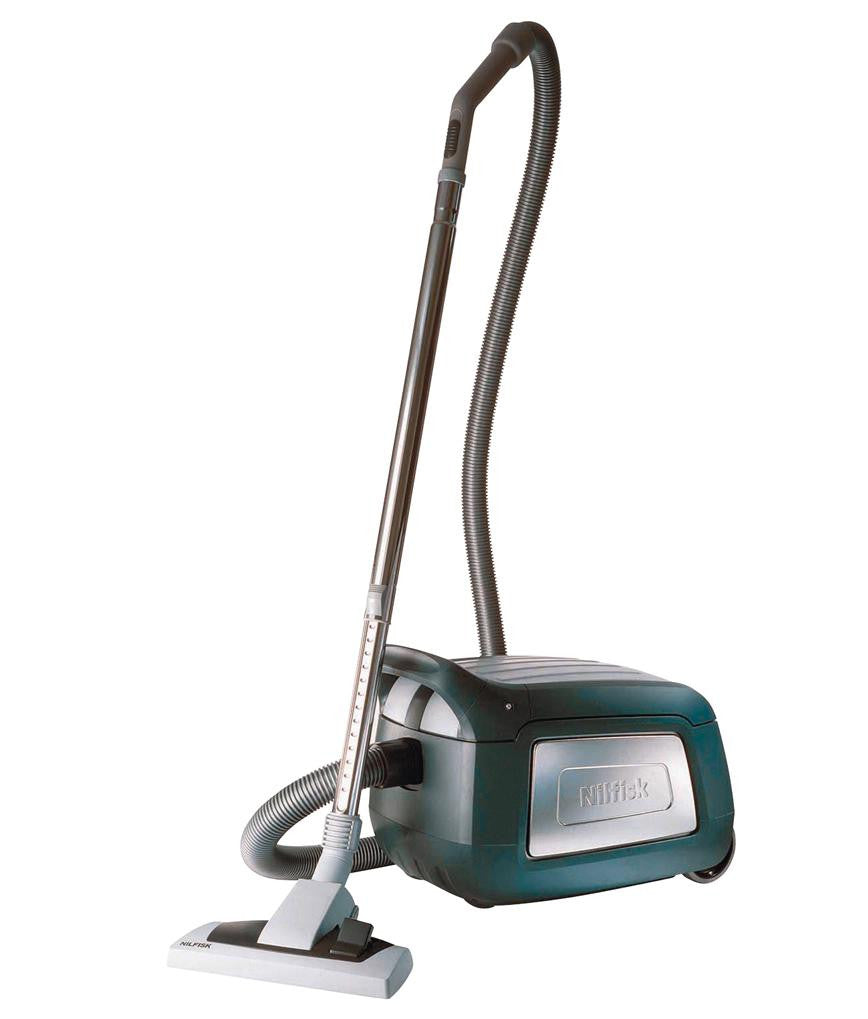 Nilfisk HDS2000 and GD1010 Vacuum Cleaner 15m Grey Fixed 2 Core Cord - TVD The Vacuum Doctor