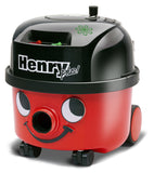 Hetty Sister of Henry (Numatic) Commercial Vacuum Cleaner In Pink - TVD The Vacuum Doctor