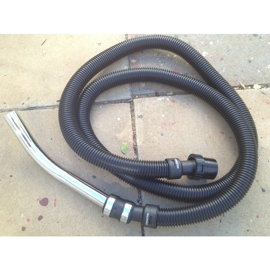 Nilfisk IVB3 IVB5 and IVB7 Industrial Vacuum Cleaner Anti-static Hose - TVD The Vacuum Doctor