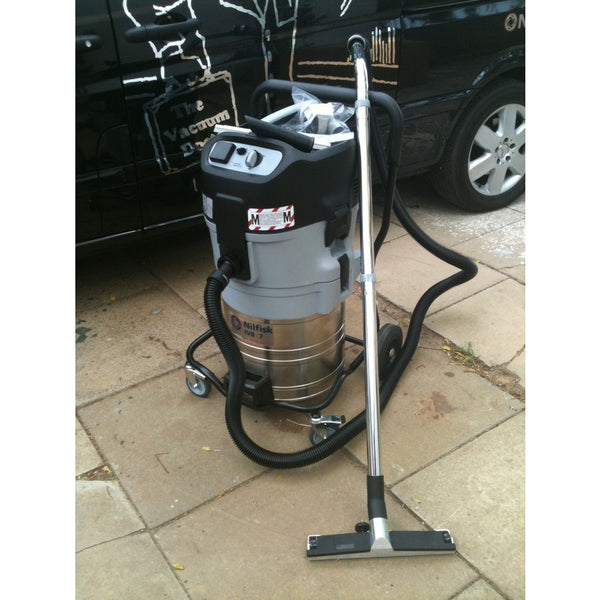 Nilfisk Ivb7 And Attix 7 Wet And Dry Vacuum Cleaner Fixed