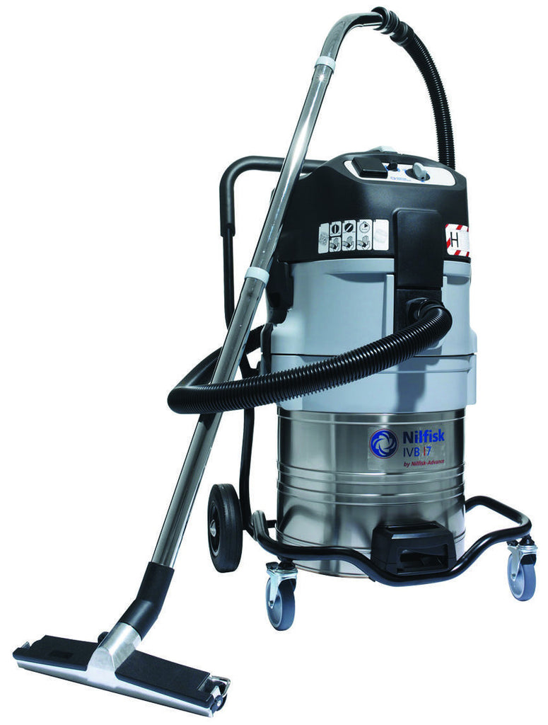 Nilfisk IVB7 H EN 60335269 Approved TYPE Asbestos Industrial Vacuum Cleaner