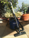 Junior by (Numatic) Dry Commercial Vacuum Cleaner PSP180 in Blue - TVD The Vacuum Doctor