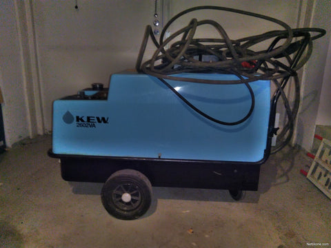 ALTO KEW 2602 VA Heavy Duty Use Hot Water Pressure Washer OBSOLETE - TVD The Vacuum Doctor