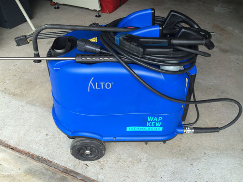 ALTO KEW Technologies 30HA Compact Series Hot Water Pressure Washer OBSOLETE - TVD The Vacuum Doctor