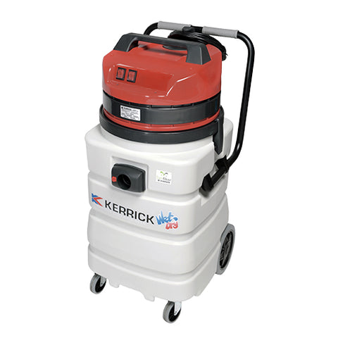 Kerrick VH623PL Two Motor Walk Behind Commercial Wet and Dry Vacuum Cleaner - TVD The Vacuum Doctor