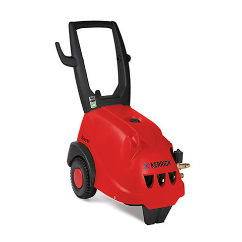Kerrick Royal Rosso 3000PSI Industrial 3Phase Electric Cold Water Wash-down Area Pressure Washer - TVD The Vacuum Doctor