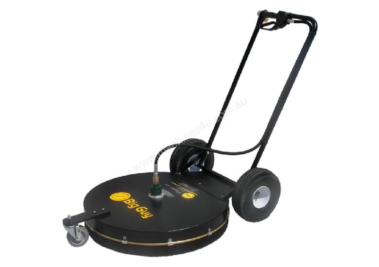 "Whisper Maxima 36"" 915mm Diameter Whirlaway Surface Cleaner For Pressure Cleaning Expansive Areas"