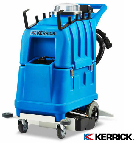 Kerrick Elite Silent Large Carpet Extractor and Shampoo Machine Free Delivery Australia Wide! - TVD The Vacuum Doctor