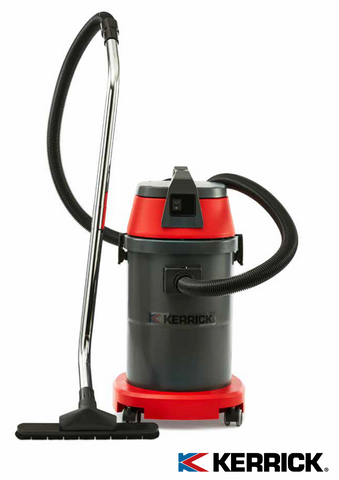 Kerrick KVAC27L 36 Litre Commercial Wet and Dry Vacuum Cleaner Free Australian Delivery! - TVD The Vacuum Doctor