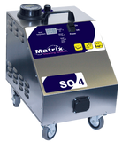 Matrix SO4 Commercial 4.5 Bar Steamer Without Vacuum For Cleaning And Disinfection