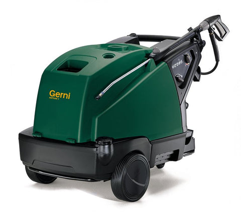 Gerni MH 5M 210/1110 FA 3 phase Electrical Hot Water 3045PSI Pressure Washer - TVD The Vacuum Doctor