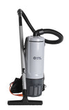 Nilfisk GD5 Basic Back Pack Vacuum Cleaner No HEPA Filter - TVD The Vacuum Doctor