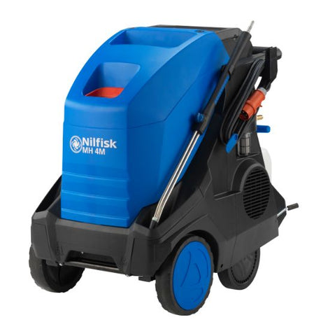 Nilfisk MH 4M 200/960 FA Three Phase Electrical Hot Water 2900 PSI Pressure Washer - TVD The Vacuum Doctor