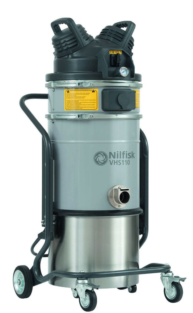 Nilfisk Vhs110 Z22 Approved Explosion Proof Vacuum Cleaner