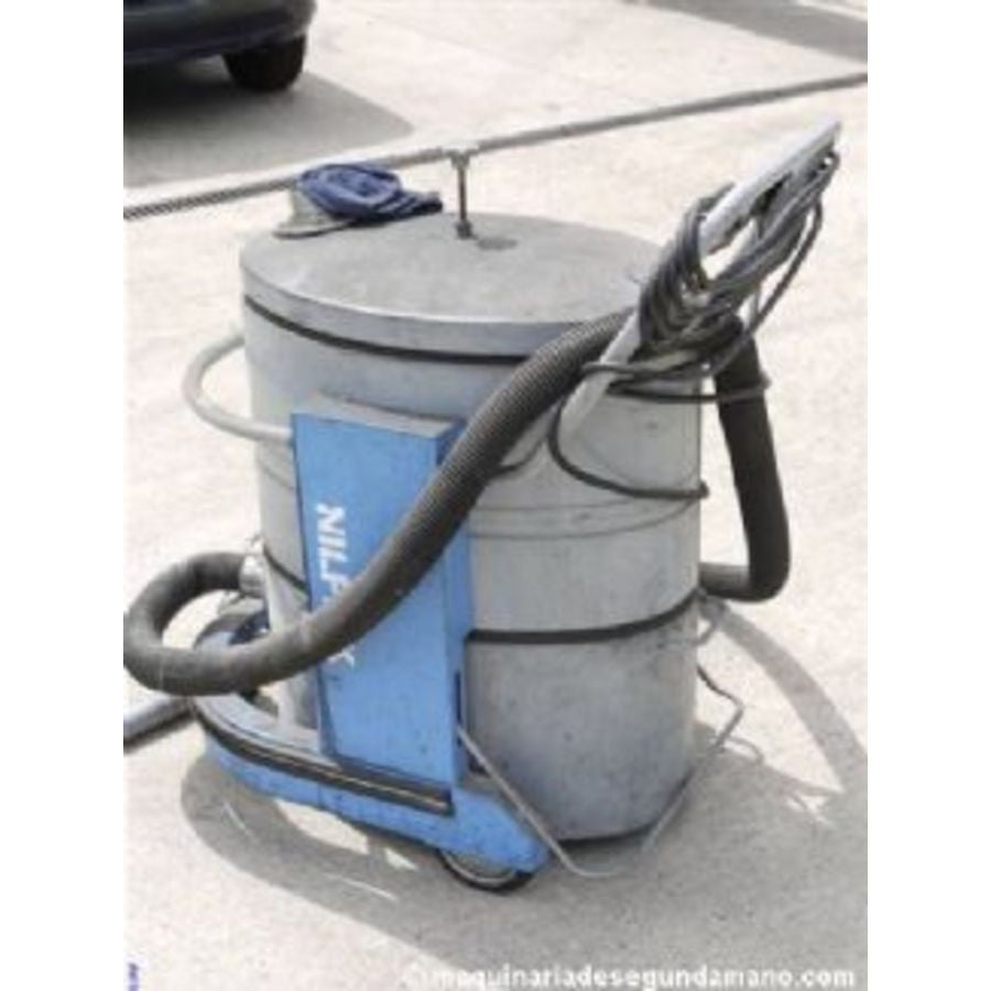 Nilfisk GB725 3 Phase Industrial Vacuum Cleaner No Longer Available - TVD The Vacuum Doctor
