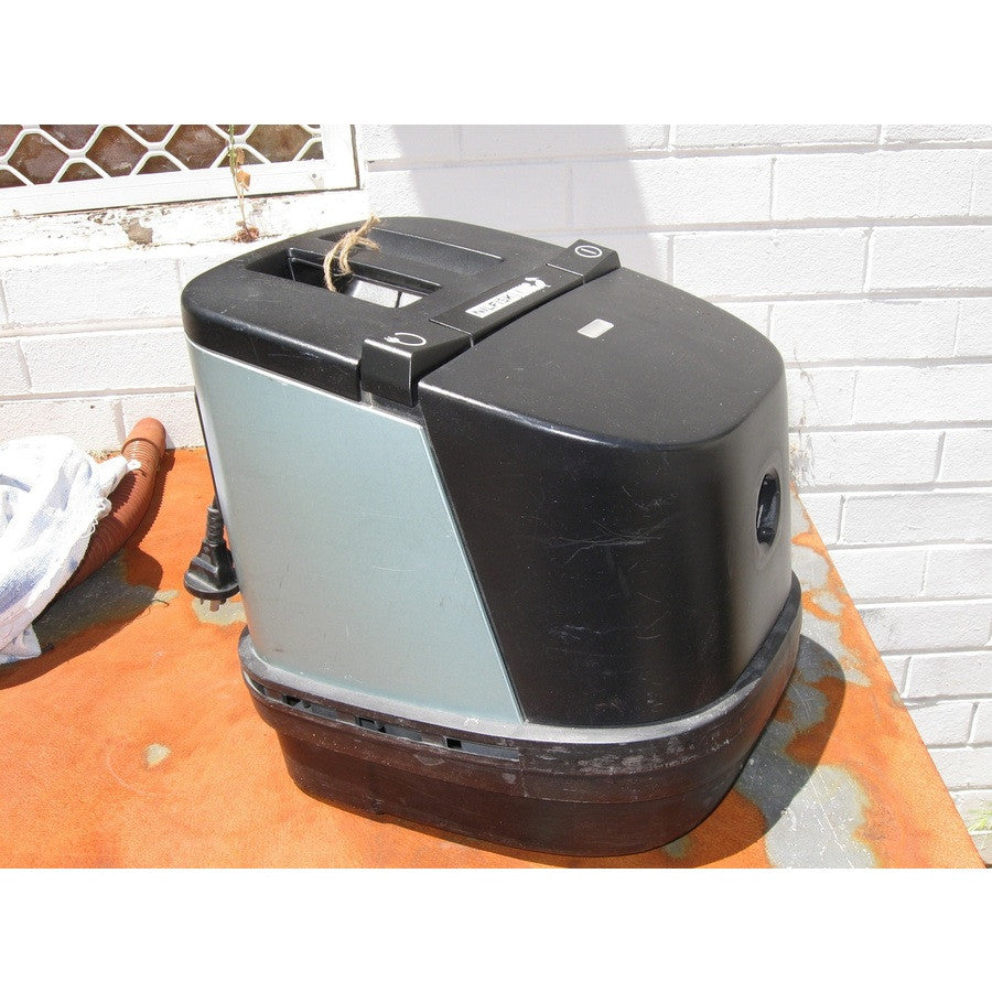 Nilfisk GM500 King Vacuum Cleaner Black Base With Filter Hole No Longer Available - TVD The Vacuum Doctor