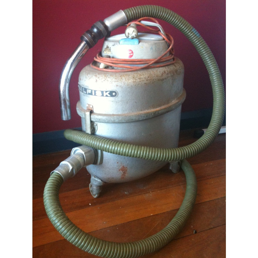 Nilfisk GM81 and Tellus GA71 Industrial Vacuum Cleaner No Longer Available