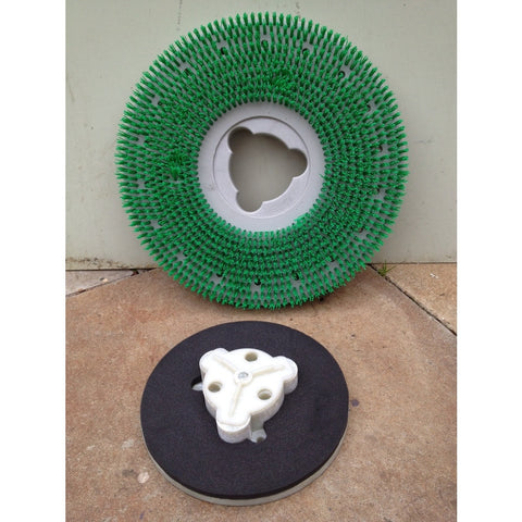 40cm Short Trim Pad Holder For Automatic Floor Scrubber Or Polisher