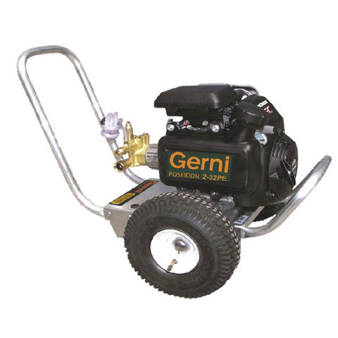 Gerni 2-32PE Petrol Powered Cold Water Pressure Washer - The Vacuum Doctor