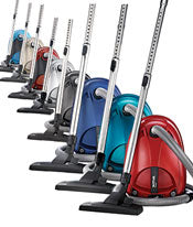 Nilfisk Power P10 P20 P40 Vacuum Cleaner See The New Nilfisk SELECT - TVD The Vacuum Doctor