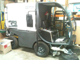 Nilfisk-Advance RS502 Diesel Powered Road Sweeper Complete With Brushes - TVD The Vacuum Doctor