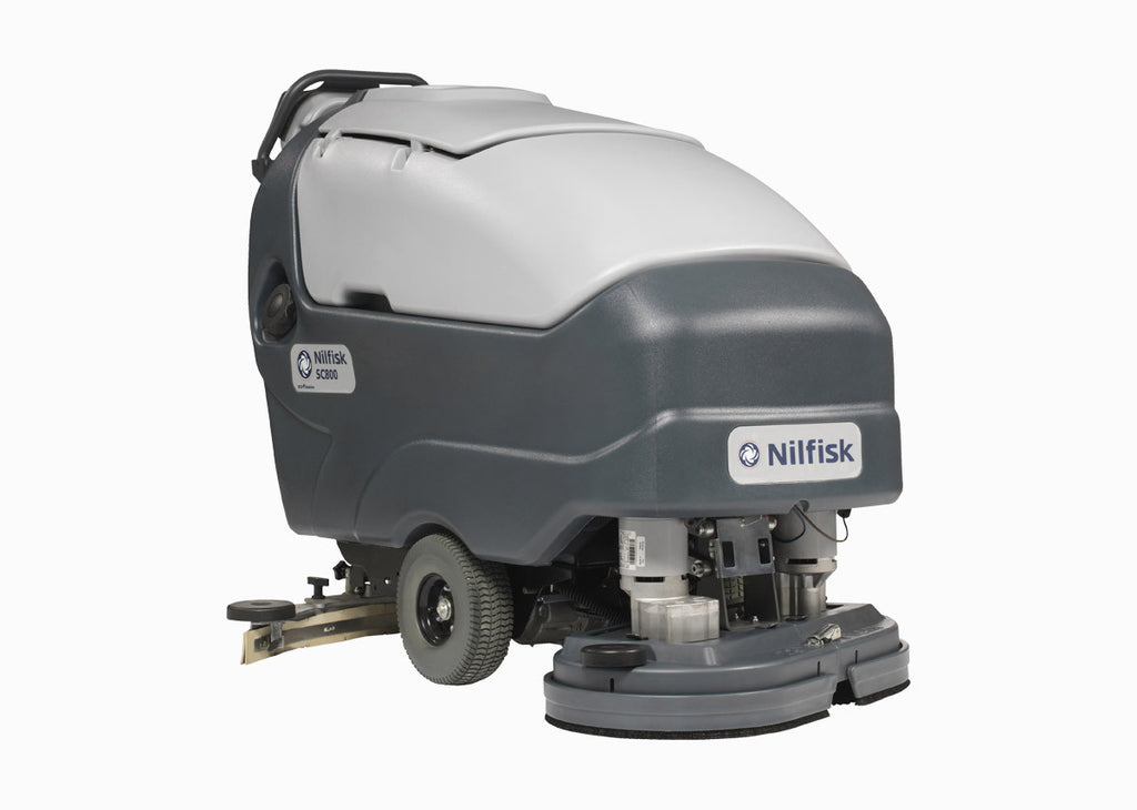 Nilfisk SC800-86 Battery Operated Scrubber Drier Complete With FREE DELIVERY! - TVD The Vacuum Doctor