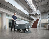 Nilfisk SC800-86 Battery Operated Floor Scrubber Drier Complete - TVD The Vacuum Doctor