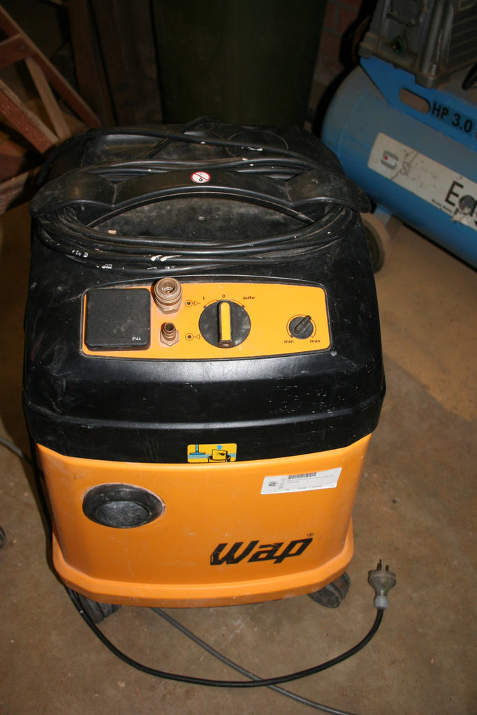 Nilfisk-Alto WAP SQ550-2M Wet and Dry Vacuum Cleaner Page For Info Only - TVD The Vacuum Doctor