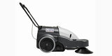 Nilfisk SW750 Walk Behind Battery Operated Sweeper With On-board Charger - TVD The Vacuum Doctor