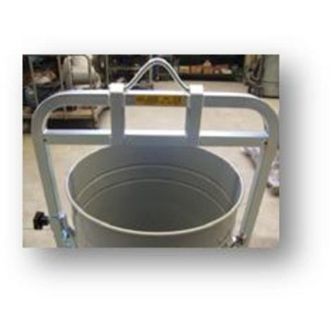 NilfiskCFM 100 Litre 460mm Container Diameter Ring For Easy Emptying By Forklift - TVD The Vacuum Doctor