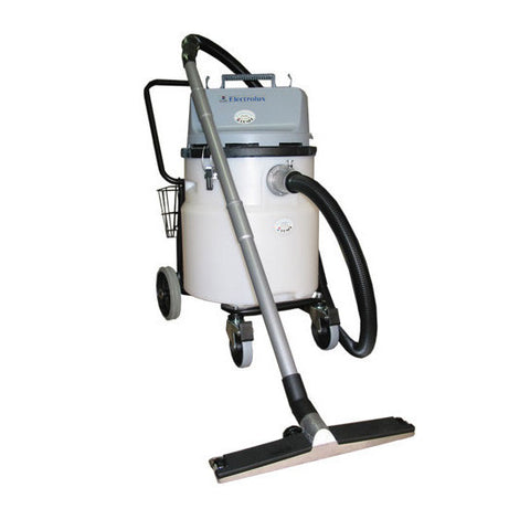 Nilfisk And Electrolux Euroclean Uz878 Wet Dry Indstral Vacuum Cleaner The Vacuum Doctor