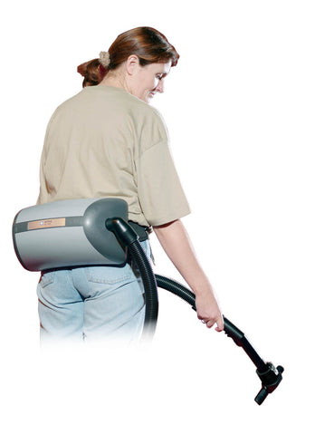 Nilfisk HipVac UZ964 Commercial Vacuum Cleaner For Hard To Get To Areas - TVD The Vacuum Doctor