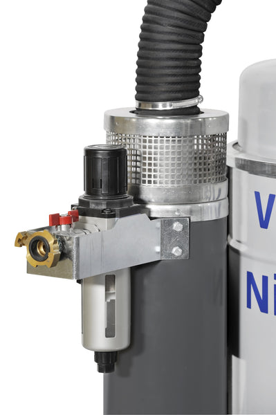 Nilfiskcfm Vhc200 L50 Z1 Atex Approved Compressed Air