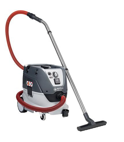 Nilfisk VHS 42 L30 HC PC Push&Clean TYPE H Safety Vacuum Cleaner For ASBESTOS - TVD The Vacuum Doctor