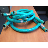 NilfiskCFM 3m x 40mm Oil Resistant Rubber Vacuum Cleaner Hose - TVD The Vacuum Doctor
