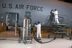 NilfiskCFM Safety Vacuum Cleaner Range For Aviation Industry