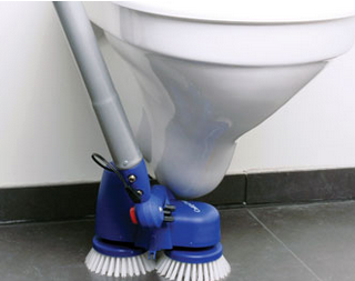 Caddy Clean Classic St1002 Compact Battery Floor Scrubber