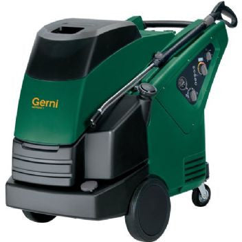 Gerni MH 7P 175/1260 3 Phase Electrical Large Hot Water Pressure Washer - TVD The Vacuum Doctor