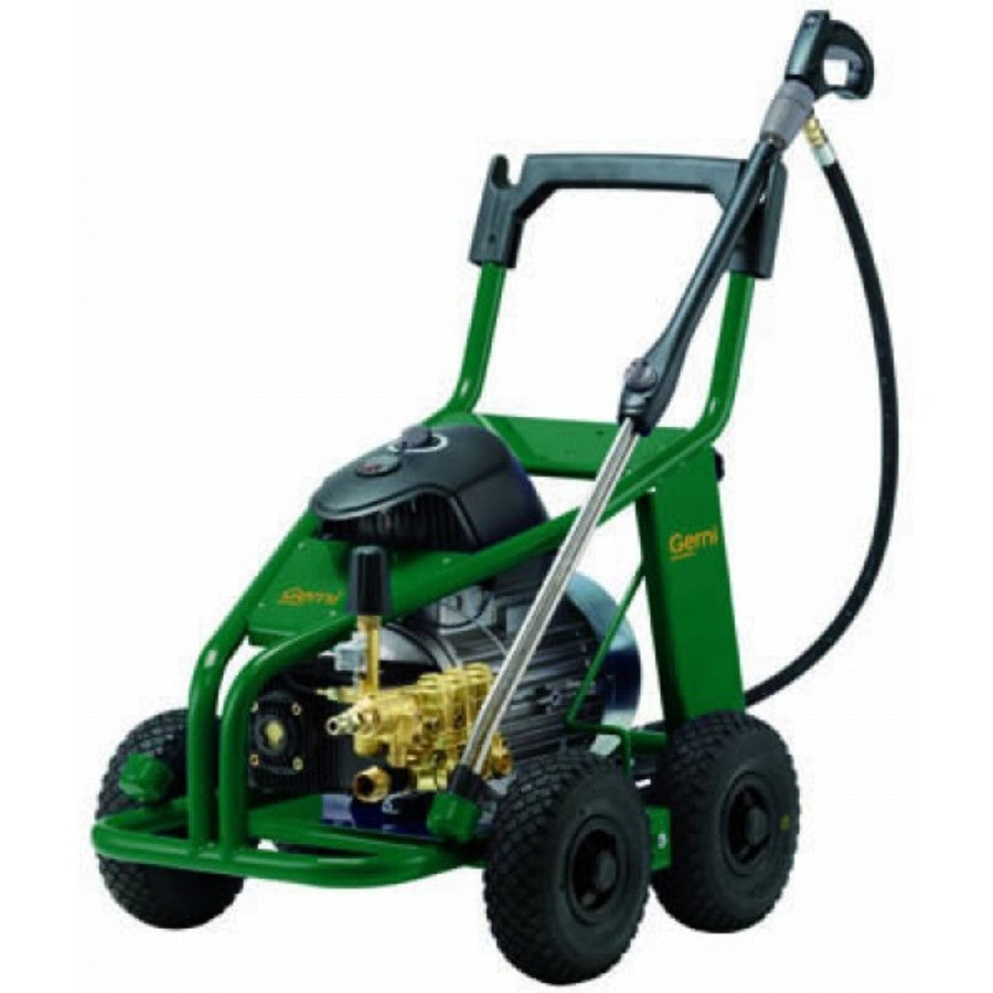 Gerni MC 8P 180/2100 3 Ph Pressure Washer For Farms Construction and Minesites - TVD The Vacuum Doctor