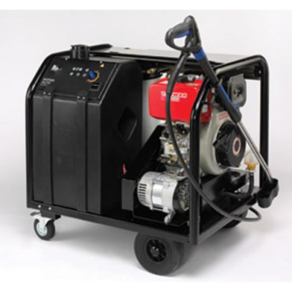 Gerni Neptune 5-51 DE Series Diesel Powered Hot Water Pressure Washer NLA - TVD The Vacuum Doctor
