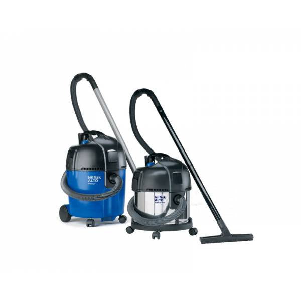 Nilfisk-Alto AERO 20-11 Compact Wet and Dry Vacuum Cleaner Obsolete - TVD The Vacuum Doctor