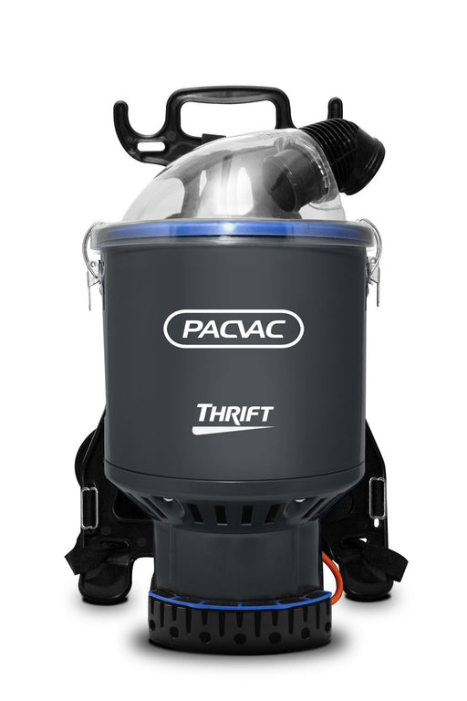 PACVAC Thrift The Most Outstanding Economic Backpack Vacuum Cleaner! - TVD The Vacuum Doctor