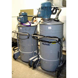Nilfisk GB1033 3 Phase Industrial Vacuum Cleaner NOW OBSOLETE Page For Info Only - TVD The Vacuum Doctor