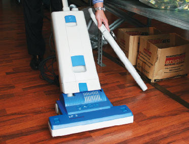 Columbus XP3 Automatic Self-Adjusting Upright 45cm Vacuum Cleaner A Dream To Use! - TVD The Vacuum Doctor