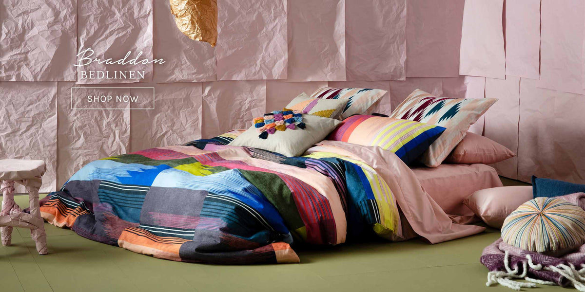 Shop Stylish Quilts, Cushions, Sheets, & Pillows | KAS Australia