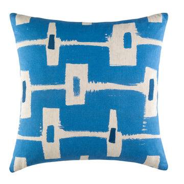 ALIKA BLUE CUSHION