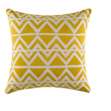 ALICIA CHARTREUSE CUSHION