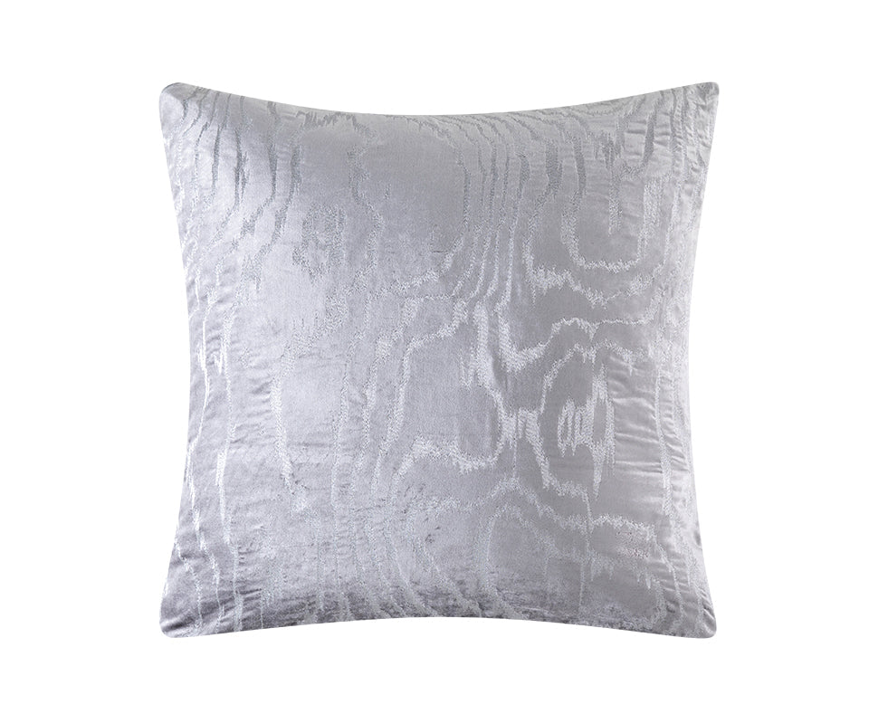 MOIRE EUROPEAN SQUARE PILLOWCASE