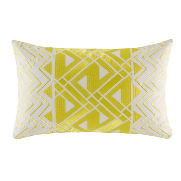 KAZU CITRUS RECTANGLE CUSHION