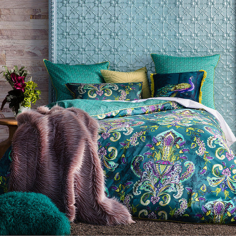 MELIA QUILT COVER SET